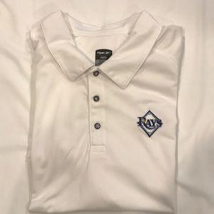 Reebok Tampa Bay Rays polo shirt